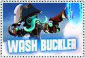 Wash Buckler Stamp by sapphire3690
