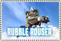 Rubble Rouser Stamp by sapphire3690