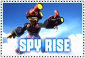 Spy Rise Stamp by sapphire3690