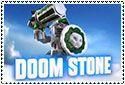Doom Stone Stamp by sapphire3690