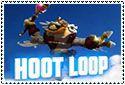 Hoot Loop Stamp by sapphire3690
