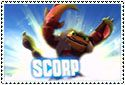 Scorp Stamp by sapphire3690