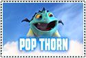 Pop Thorn Stamp by sapphire3690