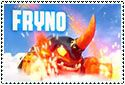 Fryno Stamp by sapphire3690
