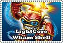 LightCore Wham Shell Stamp by sapphire3690