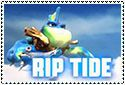 Rip Tide Stamp by sapphire3690