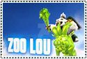Zoo Lou Stamp by sapphire3690