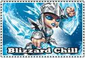 Blizzard Chill Stamp by sapphire3690