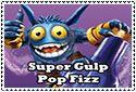 Super Gulp Pop Fizz Stamp by sapphire3690