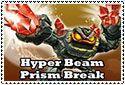 Hyper Beam Prism Break Stamp by sapphire3690