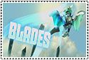 Blades Stamp by sapphire3690