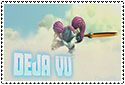 Deja Vu Stamp by sapphire3690