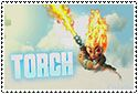 Torch Stamp by sapphire3690