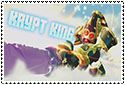 Krypt King Stamp by sapphire3690