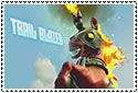 Trail Blazer Stamp by sapphire3690