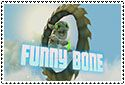 Funny Bone Stamp by sapphire3690