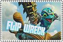 Flip Wreck Stamp by sapphire3690