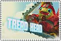 Tread Head Stamp by sapphire3690