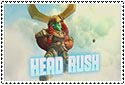 Head Rush Stamp by sapphire3690