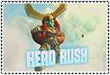 Head Rush Stamp by sapphire3690