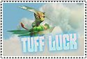 Tuff Luck Stamp by sapphire3690