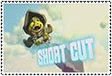 Short Cut Stamp by sapphire3690