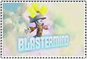 Blastermind Stamp by sapphire3690