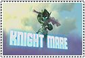 Knight Mare Stamp by sapphire3690