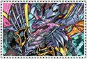 Skylanders Malefor Stamp by sapphire3690