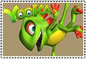 Yooka Stamp by sapphire3690