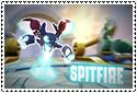 Spitfire Stamp by sapphire3690