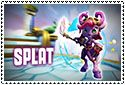 Splat Stamp by sapphire3690