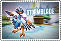 Stormblade Stamp by sapphire3690