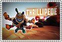 Thrillipede Stamp by sapphire3690