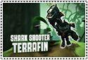 Shark Shooter Terrafin Stamp by sapphire3690