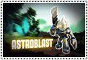 Astroblast Stamp by sapphire3690