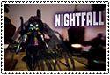 Nightfall Stamp by sapphire3690