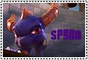 Academy Spyro Stamp by sapphire3690