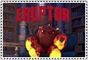 Academy Eruptor Stamp by sapphire3690