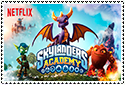 Skylanders Academy Stamp by sapphire3690