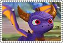 Imaginators Spyro Stamp by sapphire3690