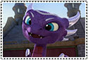 Academy Cynder Stamp by sapphire3690