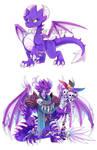 [COMM] Spyro Reignited - Dark Master Malefor