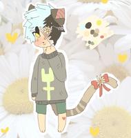 Cat Boy Adopt.:closed:. by Starburstpiano