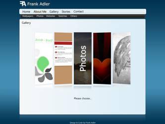 Portfolio v3t2 Gallery by Ice8lue
