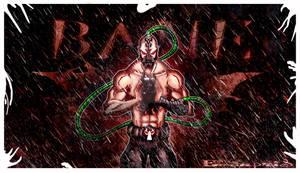 Bane...rises! (colored)