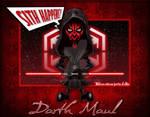 The Darth Maul concept!