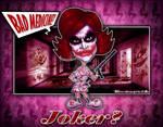 The nurse-Joker concept!