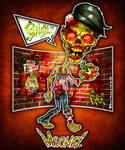 The OMG, Zombie concept! by Emanpris