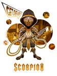 The Scorpion Concept! (Mortal Kombat Movie 2021)